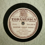Luiz Americano – 78 RPM
