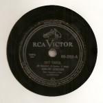 Carlos Gonzaga – 78 RPM