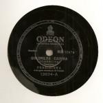 Pereirinha – 78 RPM