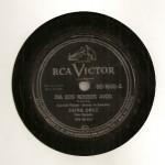 Zaíra Cruz – 78 RPM