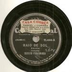 Sexteto Piratininga – 78 RPM