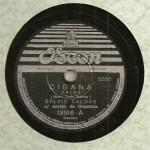 Silvio Caldas e Gidinho – 78 RPM