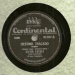 Silvio Caldas – 78 RPM