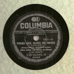 Silvio Caldas e Renato de Oliveira – 78 RPM