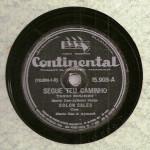 Sólon Sales – 78 RPM