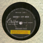Sucupira e Rosa Amélia – 78 RPM
