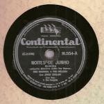 Trio Madrigal, Trio Melodia e Jorge Goulart – 78 RPM
