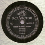 Trio Nagô – 78 RPM