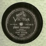 Vicente Celestino – 78 RPM