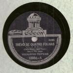 Vocalistas Tropicais – 78 RPM
