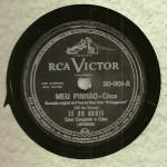 Zé do Norte e Vanja Orico – 78 RPM