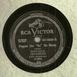 Zaccarias – 78 RPM