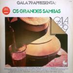 Gala 79 Apresenta: Os Grandes Sambas (1979)